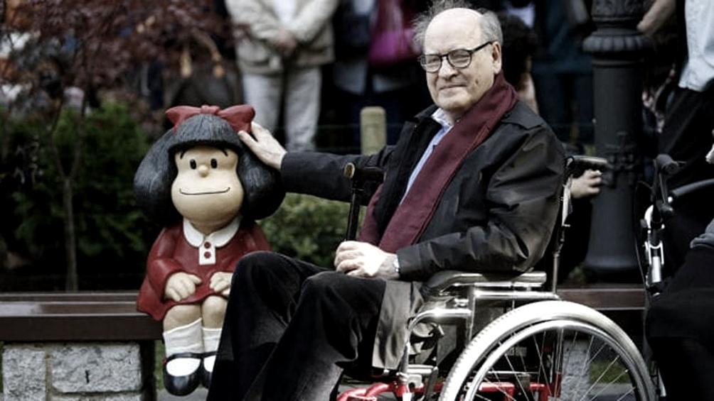 Joaquín Salvador Lavado Tejón había nacido en Mendoza el 17 de julio de 1932.