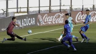 Racing Club goleó a Godoy Cruz en el Cilindro de Avellaneda