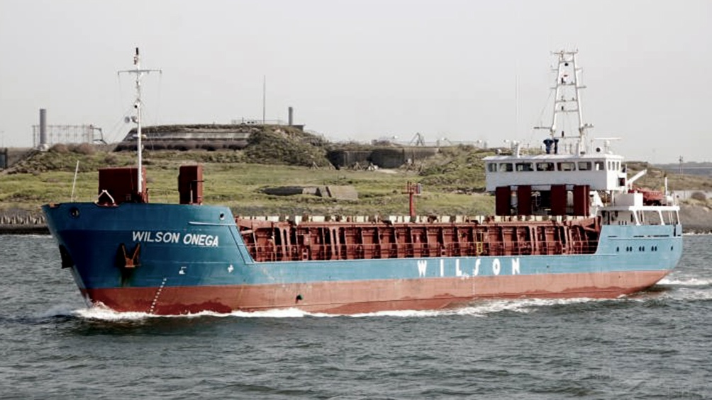 La causa del naufragio fue el hielo acumulado en el barco.