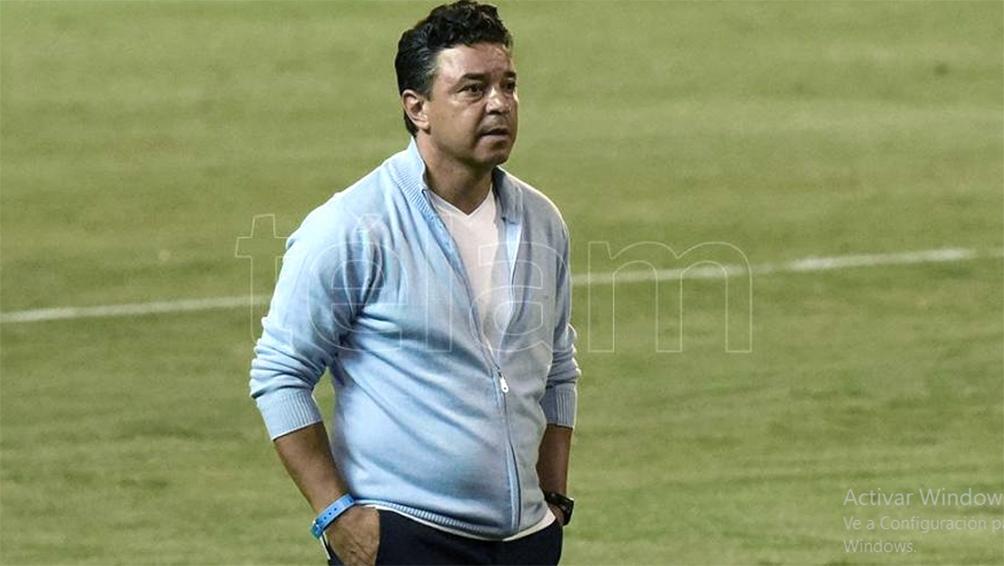 Gallardo espera los estudios de los lesionados para ordenar el equipo
