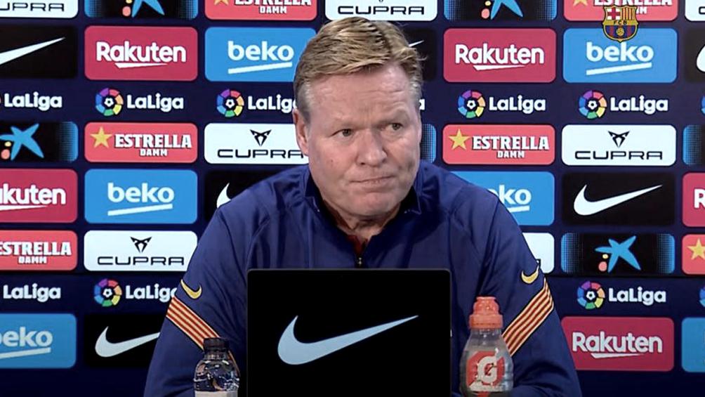El técnico del Barcelona sobre el futuro de Messi: