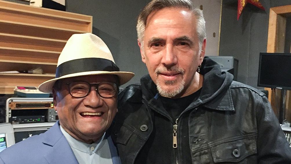 Alejandro Lerner es el músico argentino que más trabajó con Manzanero.