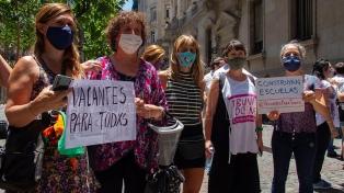 """Piden a Larreta que declare la """"emergencia de vacantes"""" en escuelas públicas"""