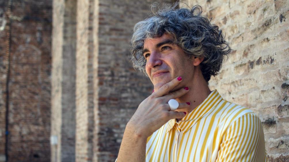 Fede Baeza artista directora del Palais de Glace