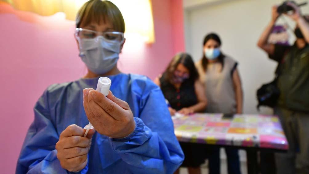 Chubut se suma a la campaña de vacunación nacional.
