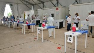 Comenzó la aplicación de la segunda dosis de Spuntnik V en Jujuy y Corrientes