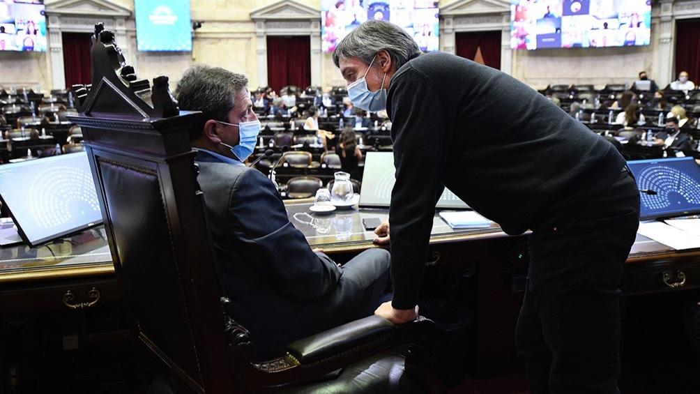 Fotos: Prensa Diputados.