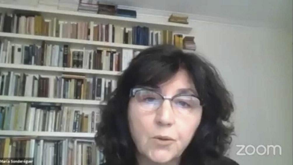 Investigadora Maria Sondereguer testigo de contexto en juicios por delitos de Lesa Humanidad