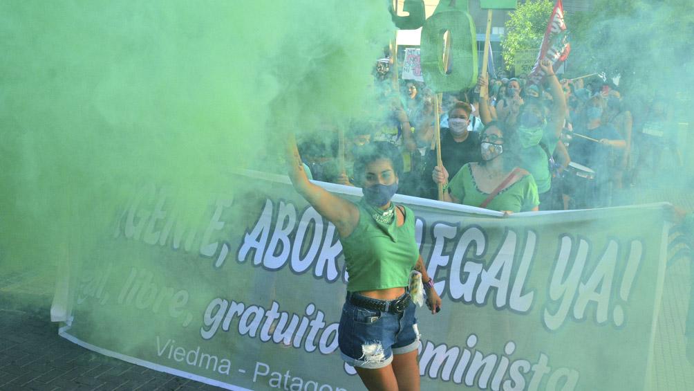 Para Amnistía Internacional, es una victoria del movimiento de mujeres en la Argentina