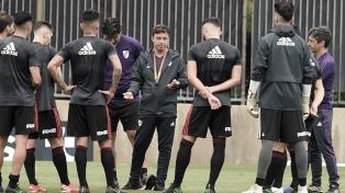 Gallardo piensa en Palmeiras y analiza jugar ante Boca con un equipo alternativo