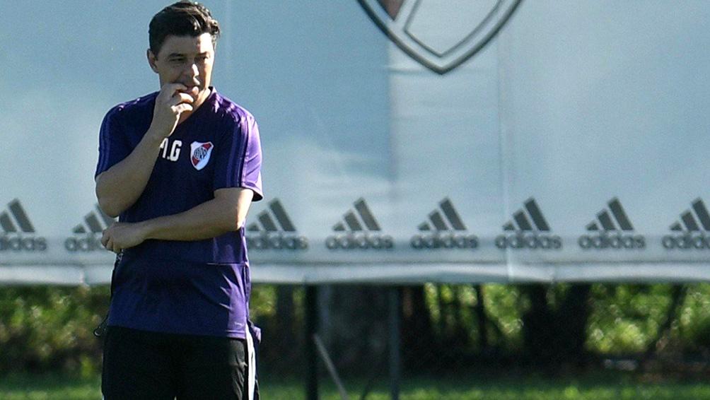 Marcelo Gallardo quiere un equipo regular para la triple competencia