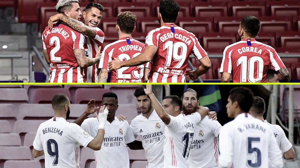 Atlético de Madrid ante Getafe y el Real contra Elche en la continuidad de la fecha