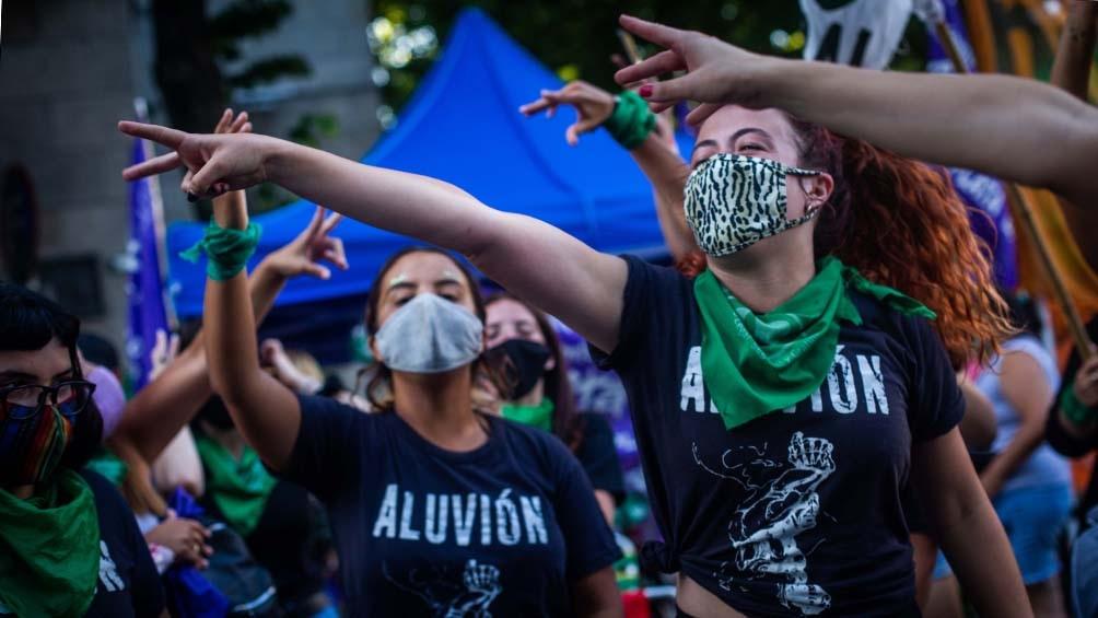 """""""El feminismo con pañuelo verde al cuello ha sido un movimiento de alianzas, de encuentros, de acuerdos antes que quiebres, de transversalidad""""."""