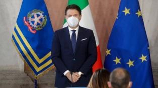 Conte declaró en un proceso contra Salvini por demorar el desembarco de 131 inmigrantes