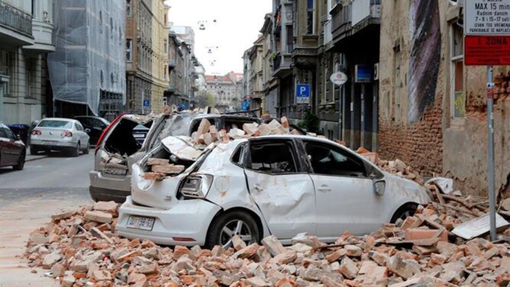 Según el Instituto Americano de Geofísica (USGS), este miércoles se registraron dos sismos de magnitud 4,8 y 4,7.