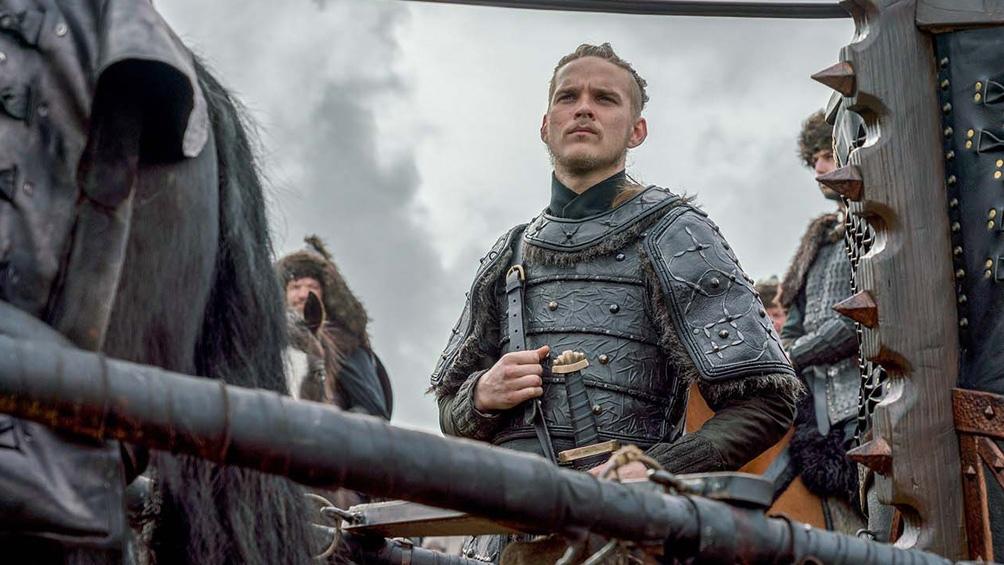 """""""Vikings"""", desde su estreno mantuvo buenos ratings."""