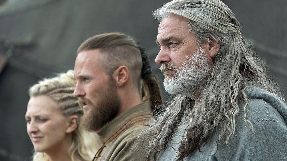 """Para el último regreso de """"Vikings"""" se espera la resolución definitiva, con nuevos y espectaculares enfrentamientos sanguinarios,"""