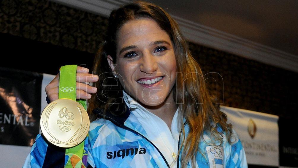 Pareto va por el pasaje en los clasificatorios y así intentar defender el podio olímpico en Tokio