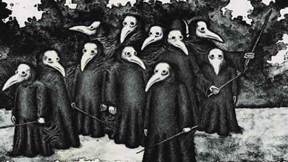 La peste negra o bubónica -sólo entre 1346 y 1353- mató a unas 75 millones de personas y alcanzó a Europa, Asia y África.