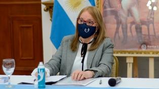 Alicia Kirchner contrajo coronavirus y se encuentra aislada y en buen estado de salud