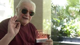 Héctor Larrea le puso final a una trayectoria que es sinónimo de radio