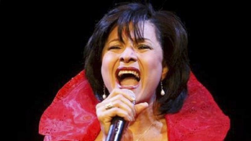 Murió a los 76 años la popular cantante cubana Farah María