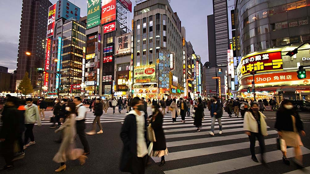 Desde mediados de diciembre, las autoridades de Tokio elevaron el nivel de alerta al más elevado.