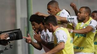 Palmeiras pasó a la final de la Copa de Brasil