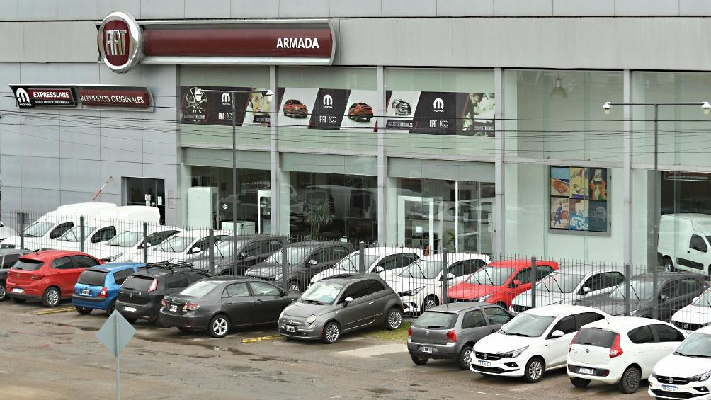 La cantidad de vehículos 0 Kilómetro patentados durante febrero creció un 8,9% interanual.
