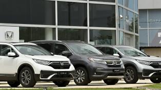 El patentamiento de vehículos 0Km subió en marzo un 105% respecto al mismo mes de 2020