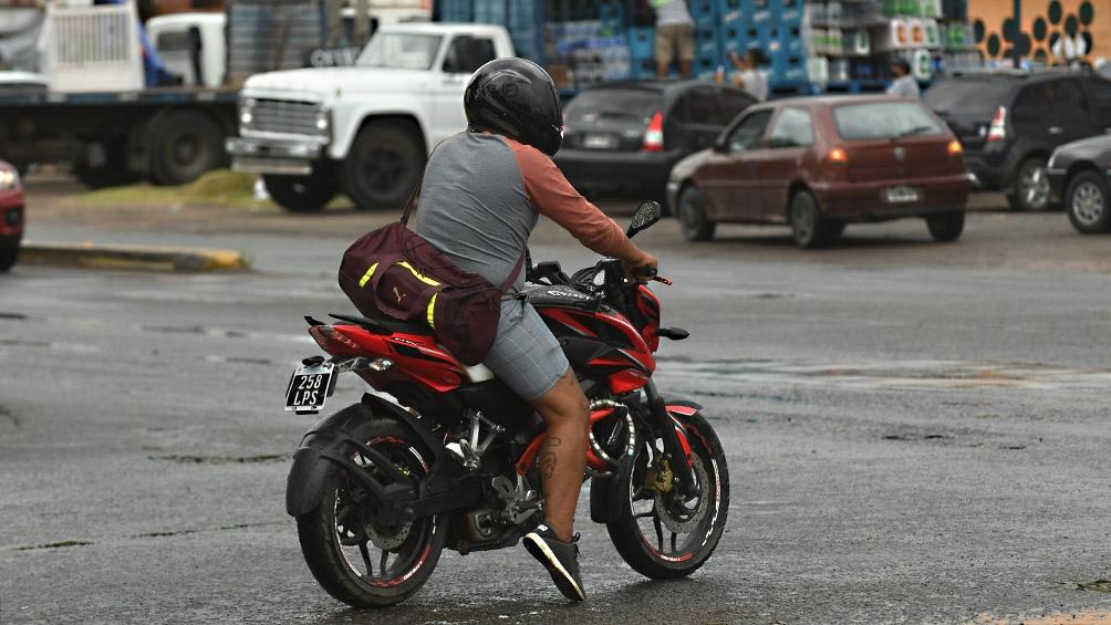 Los motociclistas fueron los más perjudicados llegando a un 44% de los siniestros