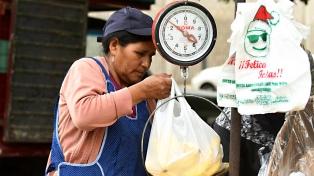 El costo de canasta básica alimentaria subió 2,8% en mayo