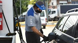 YPF aumenta los combustibles un 3,5%