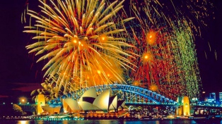 El coronavirus obliga al mundo a suspender las celebraciones de Año Nuevo