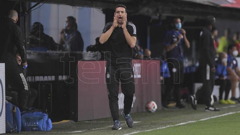 Se perfilan dos cambios por golpes de Lo Celso y Nicolás González