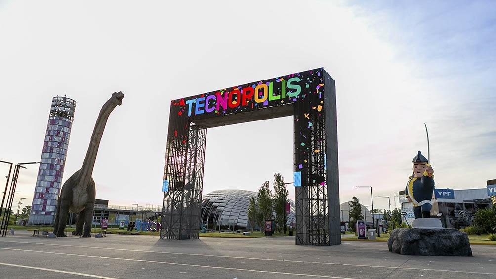 Tecnópolis se podrá visitar los viernes, sábados, domingos y feriados de 12 a 20, con entrada gratuita.