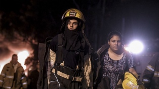 Una mujer reclama que la admitan como bombera en un cuartel de Villa Mercedes