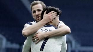 Tottenham, certero en ataque, venció al Leeds de Bielsa