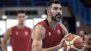 Scola marca 30 puntos en el básquetbol de Italia