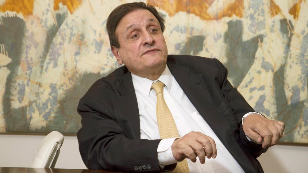 Baglini fue diputado y senador nacional por Mendoza entre 1983 y 2003.