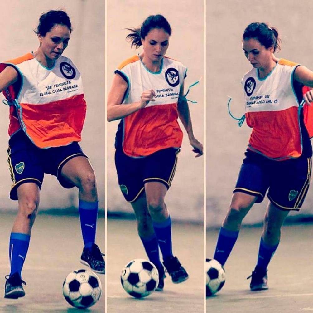 En Argentina y el mundo, el fútbol femenino crece, pese a que la masculinidad resistente ponga trabas.