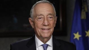 Rebelo de Sousa fue reelecto con más de 61% de los votos