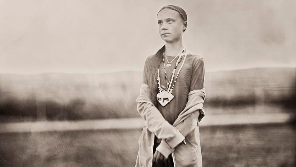 Greta nació en Estocolmo el 3 de enero de 2003. Hace tres años que milita al frente del movimiento Viernes por el futuro
