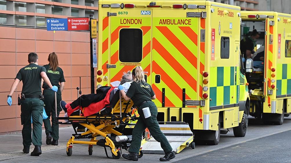Reino Unido se acerca los 90.000 decesos durante la pandemia mientras que ya superó los 3.170.000 contagios.