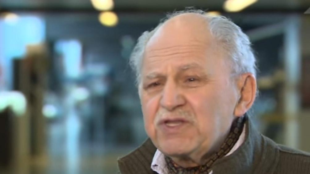 A los 75, Halac honrado en Israel