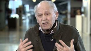 El dramaturgo Ricardo Halac, homenajeado por la Universidad Bar Ilán, de Israel