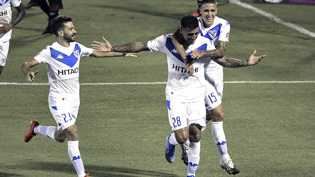 Vélez llega con mentalidad ganadora a este compromiso luego de vencer en el debut a Newell