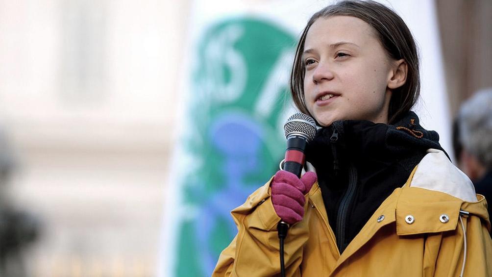 La joven sueca exigió un acceso equitativo de los fármacos.