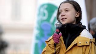 Greta Thunberg pide más apoyo para crear contenidos sobre el medio ambiente