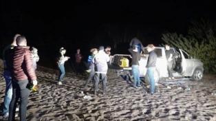 Desactivaron una fiesta clandestina con más de 600 jóvenes